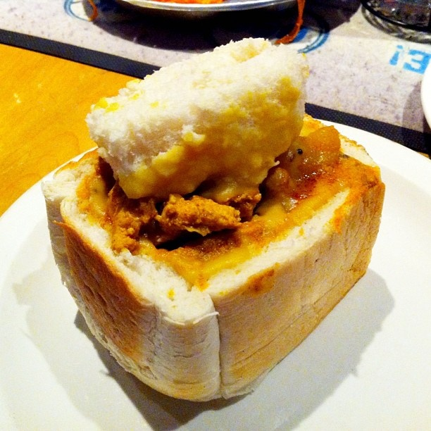 Hungry? Go for a Bunny Chow, Durban style ;) #meetSouthAfrica