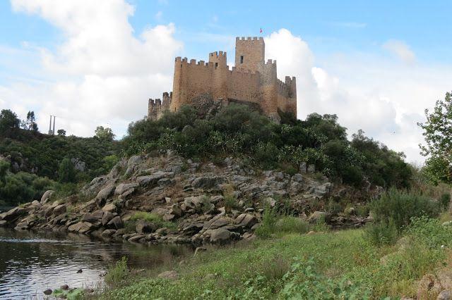 O cantinho da Sila: Castelo de Almourol
