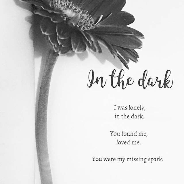 """My poem """"IN THE DARK"""" from my book - Entwined. You can win a signed copy go to the original giveaway post on my Insta for more info! Book released 1st of July! .  .  .  .  .  #poetry#lovepoetry#poems#poem#lovepoems#quotes#lovequotes#freeverse#poetrybook#poetrybooks#poetryandflowers#booksandflowers#book#books#flowers#flowerandpoetry#photography#wordart#art#giveaway#bookgiveaway#prize#freebooks#win#signedbook#cara#carabeatrice"""