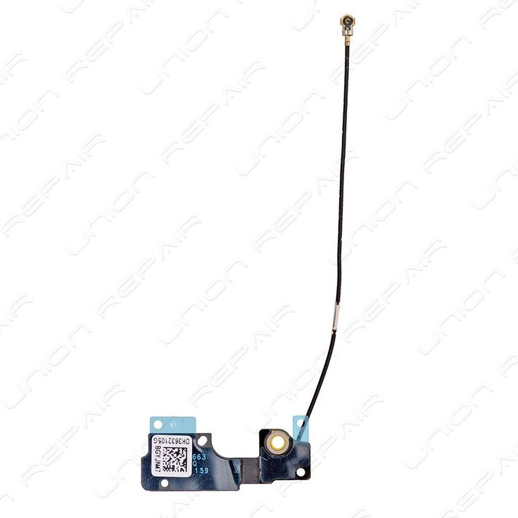 Replacement For iPhone 7 Plus WiFi/Bluetooth AntennaFeatures:This iPhone 7 Plus Wifi Antenna replacement is brand new and 100% original.If your Wifi Antenna is non-working, this replacement part should...