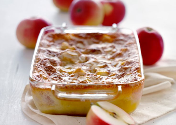 Italiensk æble marcipankage