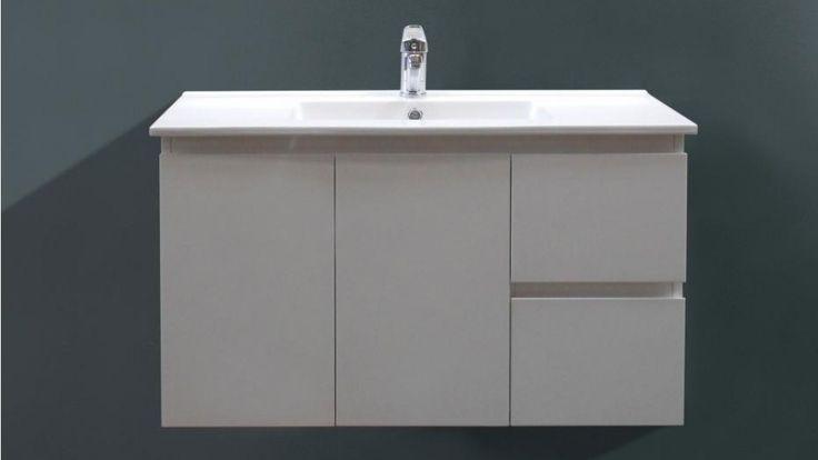 Ledin Havana Ensuite 900mm Wall Hung Vanity - Vanities & Basins - Bathroom, Tiles & Renovations   Harvey Norman Australia