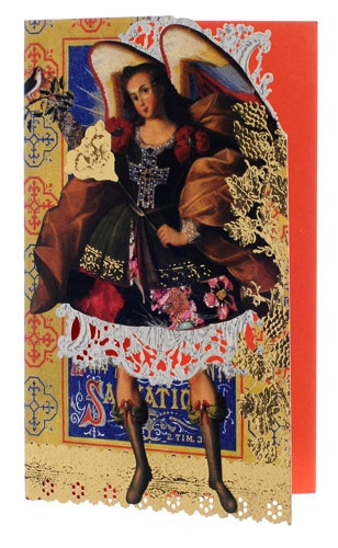 Les Anges Baroques by Christian Lacroix