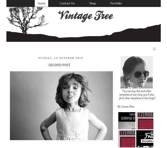 ON Sale 80 Off  Light Black V2   Blogger Template by Symufathemes, $5.00