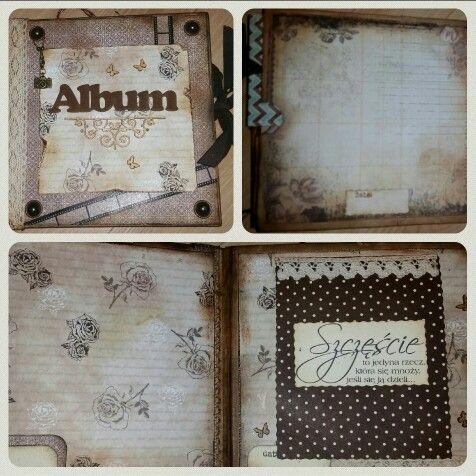 Album z kopert ( envelopes )