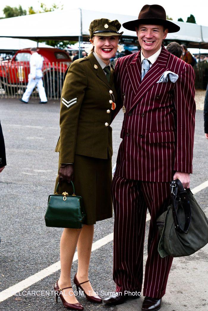 goodwood revival dress code - Google Search