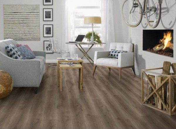 lames pvc clipser tarkett easium 42297904 contemporary oak brown bricoflor - Laminatboden Pro Und Kontra 2014