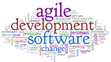 """The 12 Daily Principles Of Agile Software Development.  The traditional model for software development is the waterfall approach, where development """"flows"""" downward like a waterfall through six phases: analysis, design, implementation, validation testing, integration and maintenance. Purists of this model maintain that a new phase should not be undertaken until the preceding phase has been completed, reviewed and verified.  #Agile #AgilePrinciples #AgileDevelopment #SoftwareDevelopment…"""