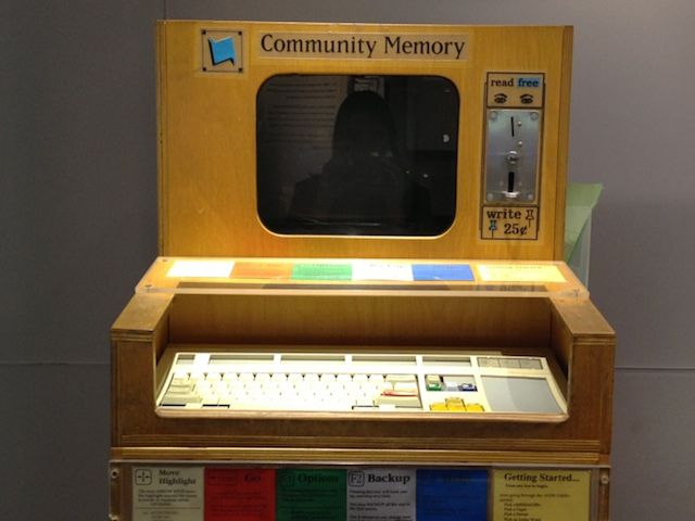 1973 Social Media Terminal Is A Thing Of Wonder: SFist