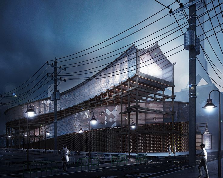 Tokyo Popular Culture Laboratory Merges Technology and Traditions Seamlessly