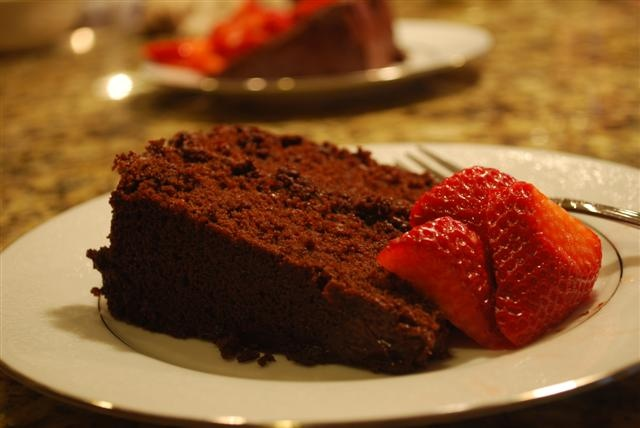 Best Chocolate Cake for High Altitudes Yet! JUST made this and it is the most successful FROM SCRATCH chocolate cake I have ever made. High Altitude be damned! XOXO, Vania, Fort Collins, CO