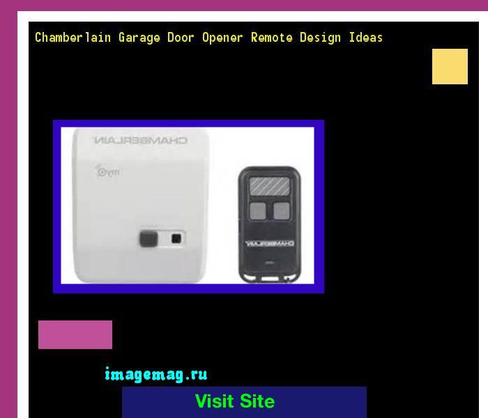 chamberlain garage door opener remote design ideas the best image search