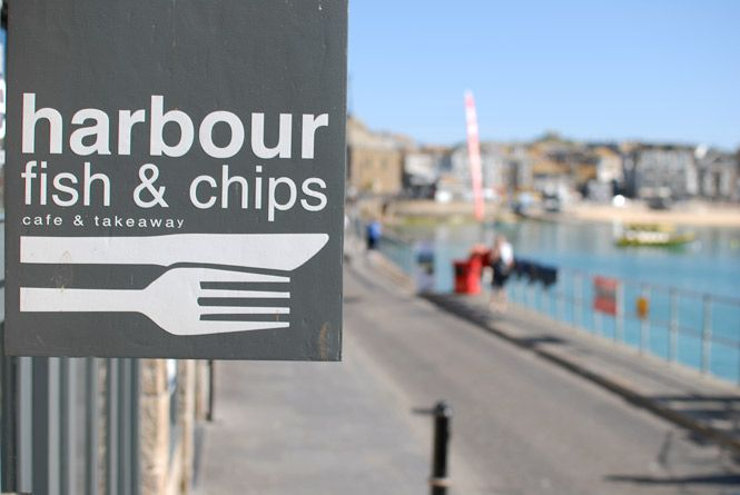 The best fish and chips shops in West Cornwall!