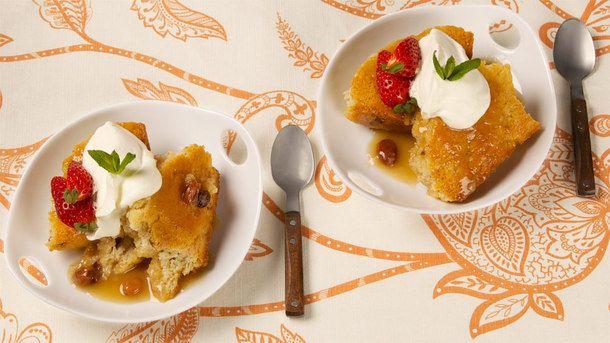 Maple Pudding Chômeur recipe