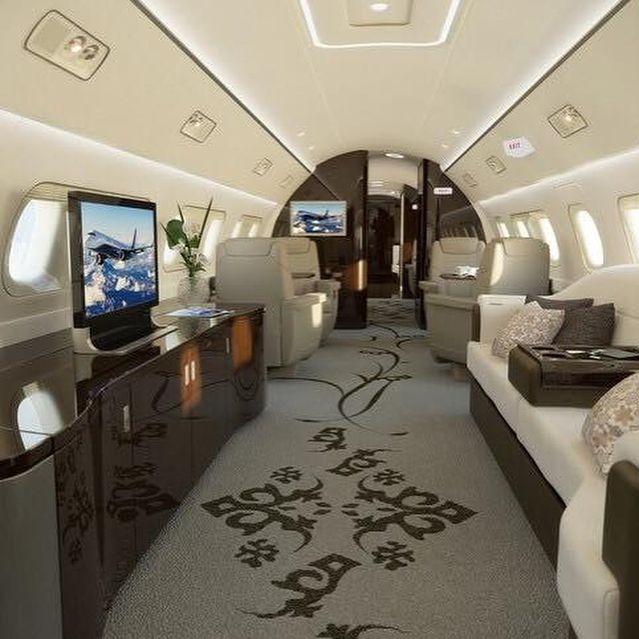 Luxury/$53 million personal jet with exquisite interior!  Embraer  Lineage 1000E.  Love the space youre in!  Check out my FB page for more projects and designer tips link in bio.  #followme for great inspirational interiors. @samuel_matalyn_interiors  #interior #interiors #inspiration #love #beautiful #interiordecor #interiordesigner #interiorstyling #interiorstyle #interiorinspiration #interiordesign #style #lifestyle #architecture #life #pilot #aviation  #luxury #amazing #flying…