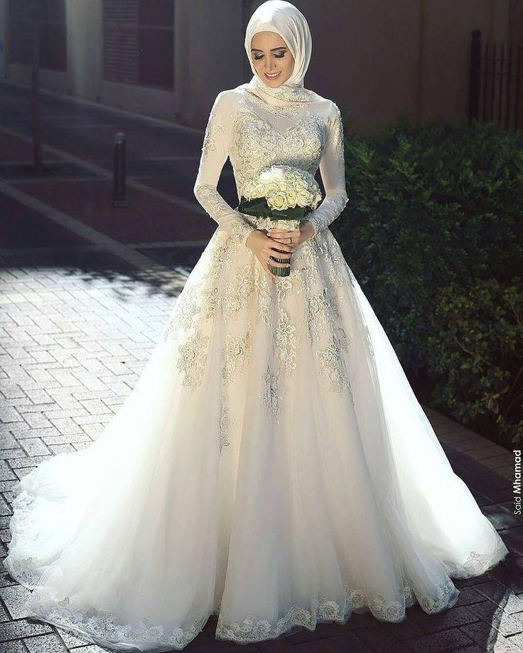 8 besten Muslim bridal Bilder auf Pinterest | Moslem, Hochzeiten und ...