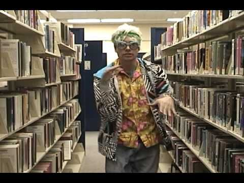 This is ridiculous. :) Ladies and Gentlemen, I give you The Dewey Decimal Rap from one of Library Journal's newest Movers & Shakers, Scooter Hayes.