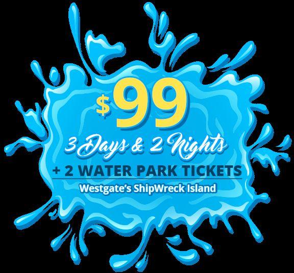 Orlando Resorts with Water Park   Shipwreck Island