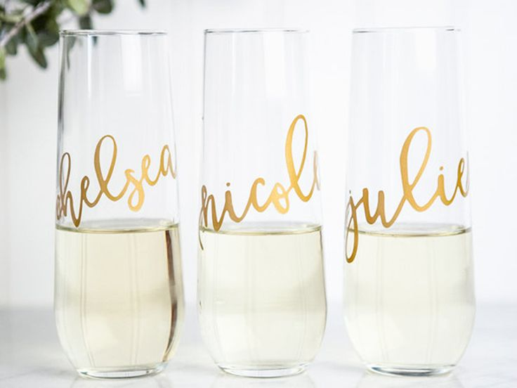 10 Personalized Gifts for Your Wedding Party | TheKnot.com