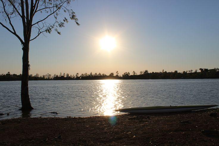 Barragem da Vareta (Vila Nova de S. Bento) 07-07-2013
