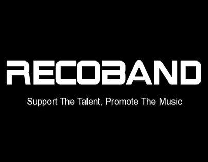 "Check out new work on my @Behance portfolio: ""Recoband"" http://on.be.net/1RuRrWV"