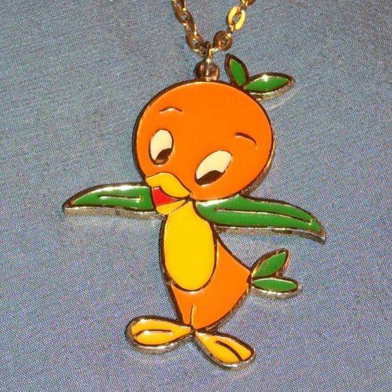 12 Best Orange Bird Disney Pins Images On Pinterest