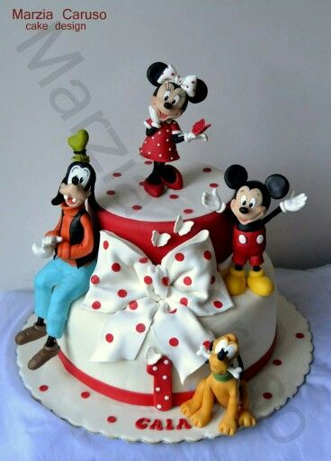 Cake Mickey
