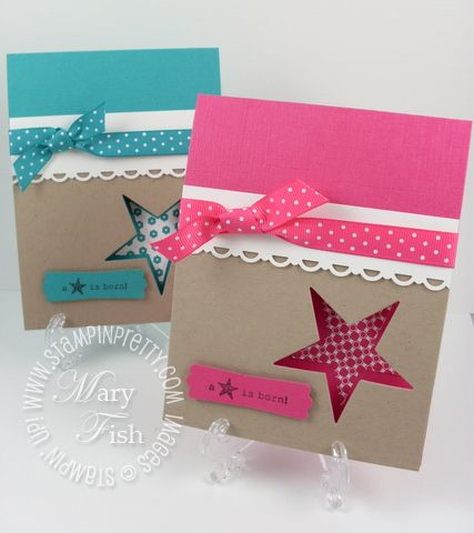 Seeing Stars by Petal Pusher - Cards and Paper Crafts at Splitcoaststampers