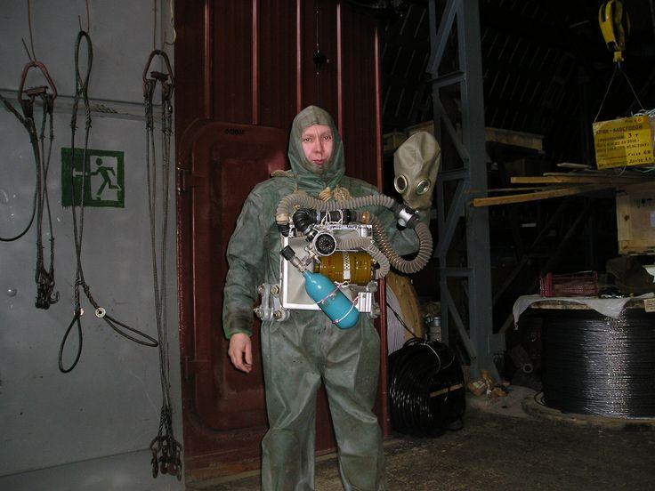 Rebreathers of Andrew Dolgov. My article in InVertum # 2 (11) 2010