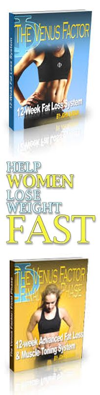 The Venus Factor: 12 Week Weight Loss System For Women