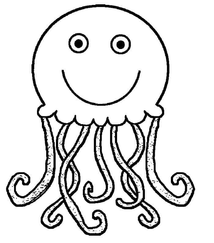 - Jellyfish Jumbo Coloring Pages In 2020 Animal Coloring Pages, Lion Coloring  Pages, Abstract Coloring Pages