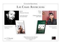 Club de lectura LAS CASAS AHORCADAS de la Biblioteca Pública de Cuenca