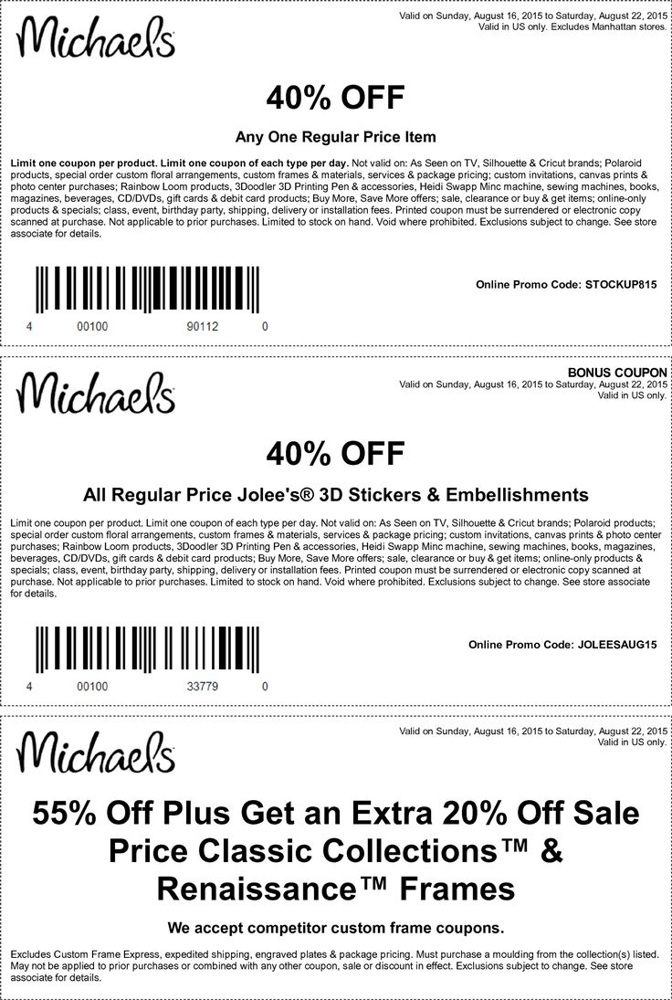 Kind coupons