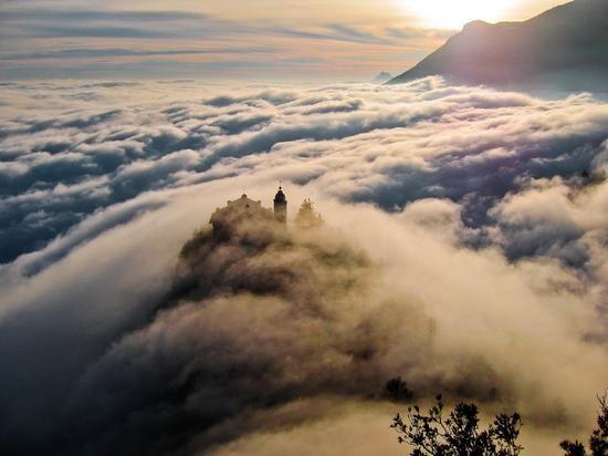 Santuario di Montecastello, Tignale (Italy) © Fabrizio Novali