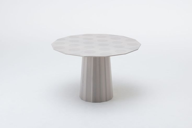Colour Wood Dining Table by Scholten & Baijings for Karimoku New Standard. Available from Stylecraft.com.au
