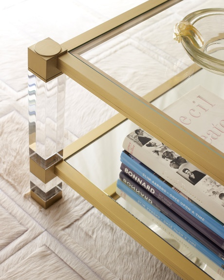 17 Best Ideas About Lucite Coffee Tables On Pinterest