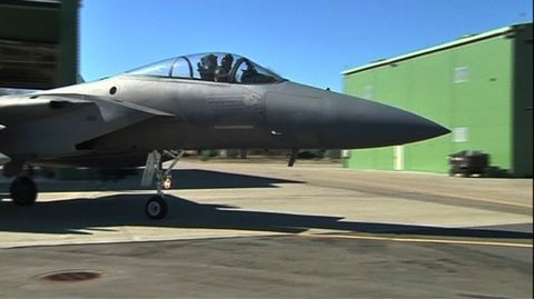 Oregonin osavaltion kansalliskaartin F-15C-hävittäjät harjoittelevat toukokuussa yhdessä Karjalan lennoston kanssa Rissalassa. Kyseessä on ensimmäinen kerta, kun amerikkalaishävittäjät harjoittelevat tässä laajuudessa suomalaisesta tukikohdasta.