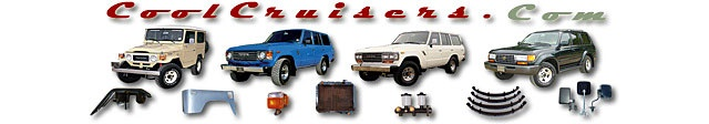 Cool Cruisers of Texas Land Cruiser Sales and Parts