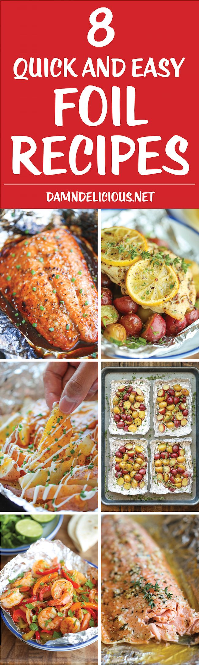 Best 25 tin foil dinners ideas on pinterest foil for Easy fish recipes for dinner