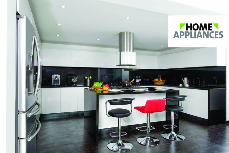 HOME APPLIANCES  Diseñamos tu cocina  Visítanos en: www.homeappliances.com.co
