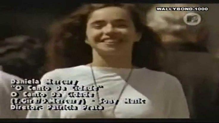 Daniela Mercury - O Canto Da Cidade - AXÉ
