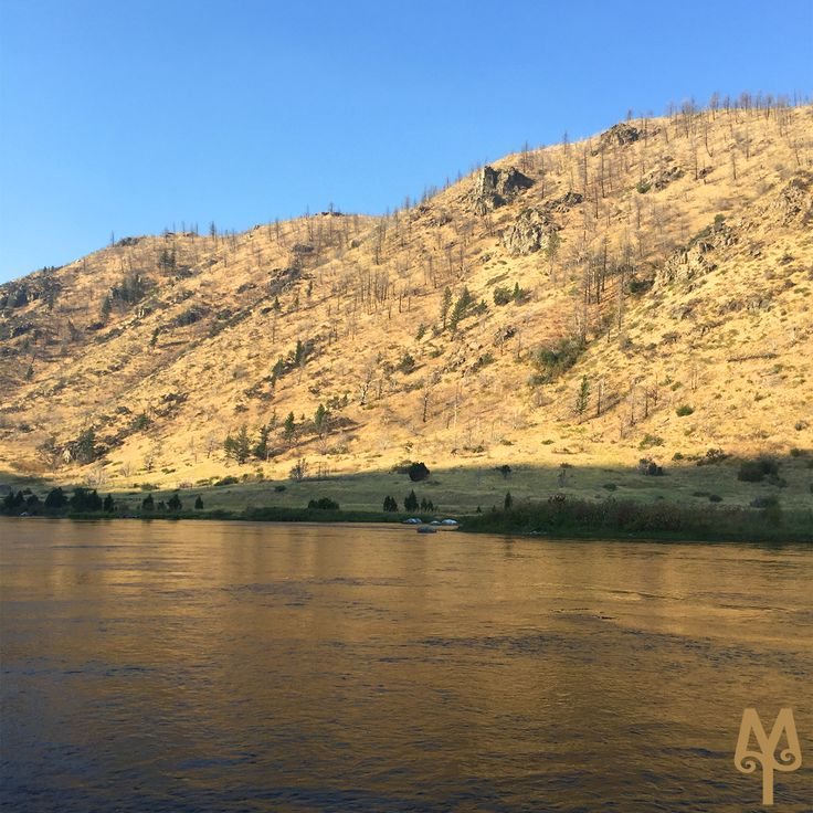 Fall Fly Fishing in Trout Country...View a photo map of this Madison River destination by selecting Menu item 'M6' on the FREE Photo Map.