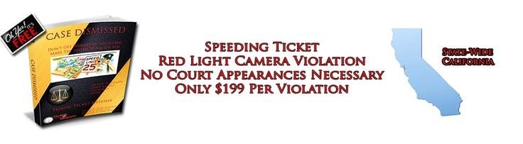 Ticket Snipers - Fight Red light Camera Tickets