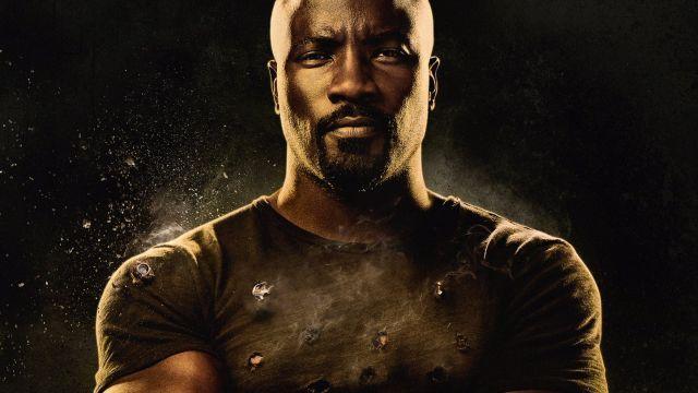 New Marvel's Luke Cage Poster is Bulletproof