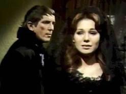Josette & Barnabus...Doomed lovers!