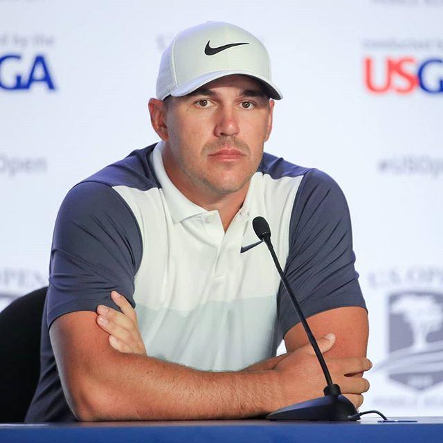 Brooks Koepka Someone Should Get Fired For Mind Boggling Us Open Snub Link In Bio Usopen Golf Golfing Instagolf Golfstagram Golfer