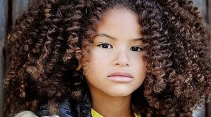 Top 10 Curly Hairstyles For Kids