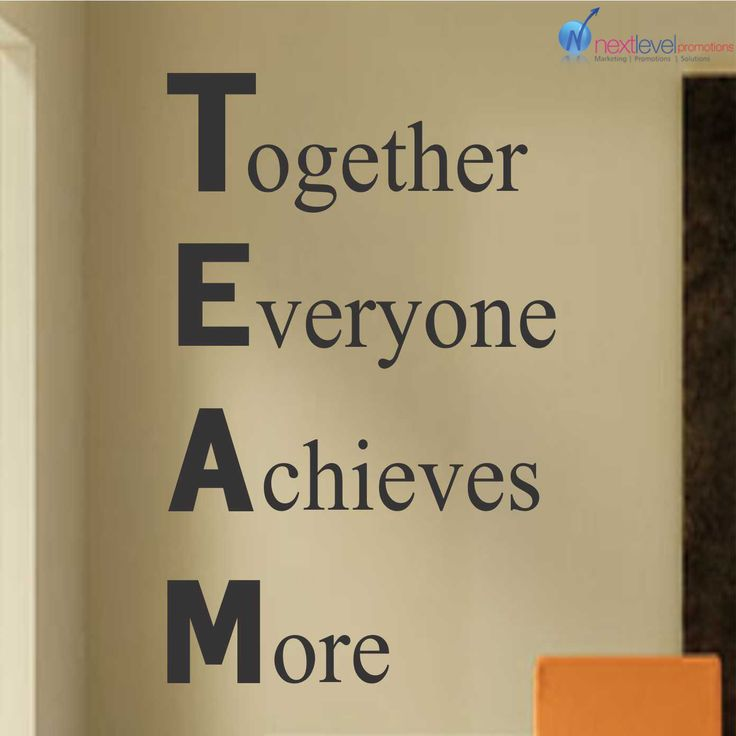 #TEAM: Together Everyone Achieves More... For various loyalty program, log onto www.nextlevel.co.in or call us at +91 8588846983