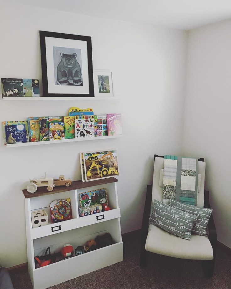 Toy cubby plan