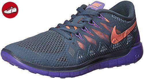Nike  Wmns Nike Free 5.0,  Damen Laufschuhe , grau - grau - Größe: 38 - Nike schuhe (*Partner-Link)